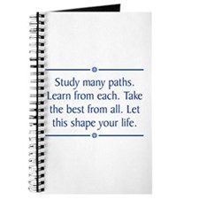 Study Many Paths Journal