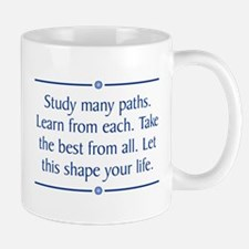 Study Many Paths Mug