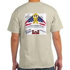 My Son My Hero Ash Grey T-Shirt