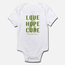 Mental Health (lhc) Infant Bodysuit