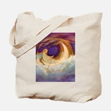 Moonboat to Dreamland Tote Bag