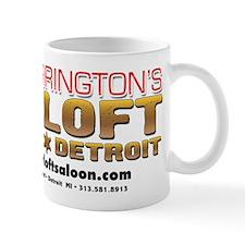 Ron Harrington's Hayloft Salo Small Mug