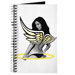 Angel Halo Wings Journal