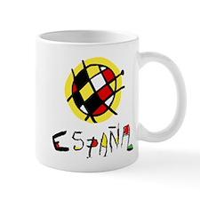 Spainish Soccer Mug