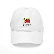 Spainish Soccer Baseball Cap