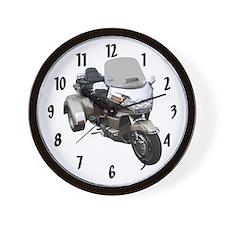 Unique Motorcycle trike Wall Clock