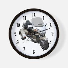 Cute Bike show Wall Clock