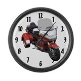 Trike Wall Clocks