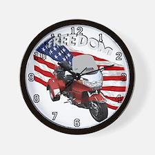 Unique Trike bikes Wall Clock