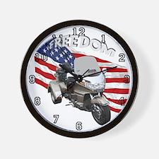Bike show Wall Clock