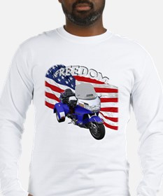 Cute Goldwing trikes Long Sleeve T-Shirt