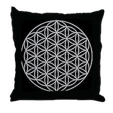 Cute Ancient aliens Throw Pillow