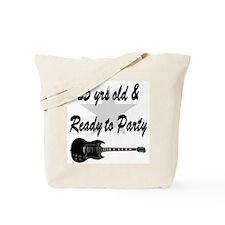 25 YR OLD ROCK STAR Tote Bag