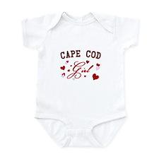 Cape Cod Girl Infant Bodysuit