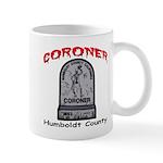 Humboldt County Coroner Mug