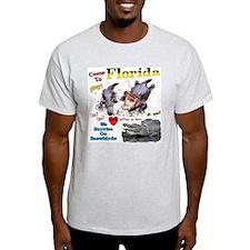 Cute Florida gators mens T-Shirt