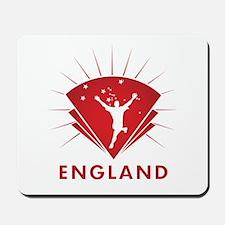 ENGLAND SHIELD Mousepad