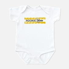 Rookie Driver - Infant Bodysuit