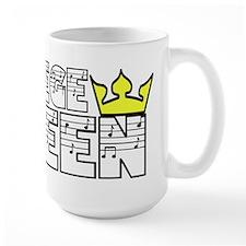 Solfege Queen Mug