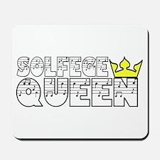Solfege Queen Mousepad