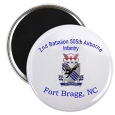 2nd Bn 505th ABN Magnet