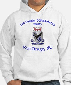 2nd Bn 505th ABN Jumper Hoody