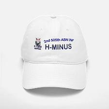2nd Bn 505th ABN Baseball Baseball Cap
