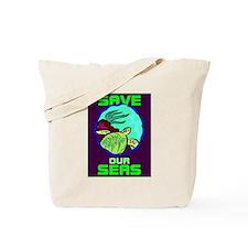 SAVE OUR SEAS Tote Bag