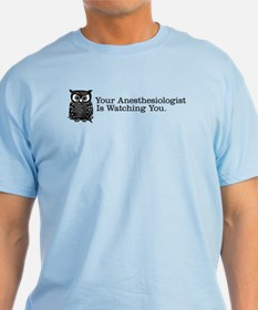 UCSF Anesthesia 2010 T-Shirt