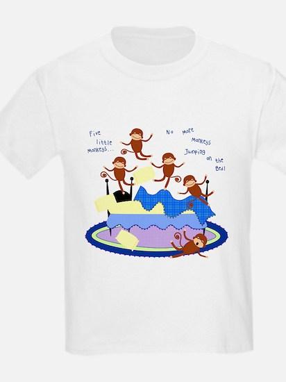 Five little Monkeys... T-Shirt