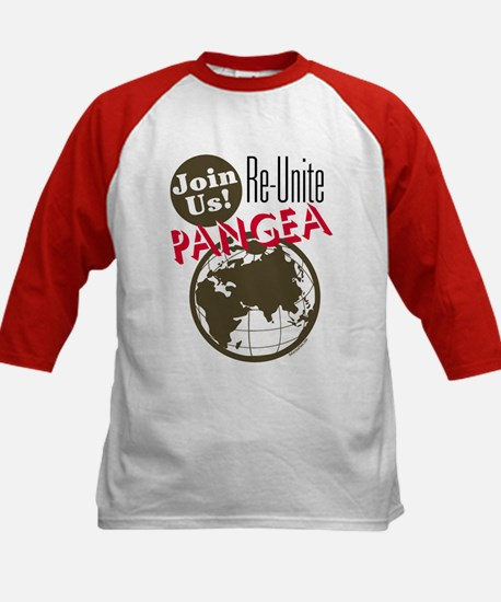 Re-Unite Pangea Kids Baseball Jersey