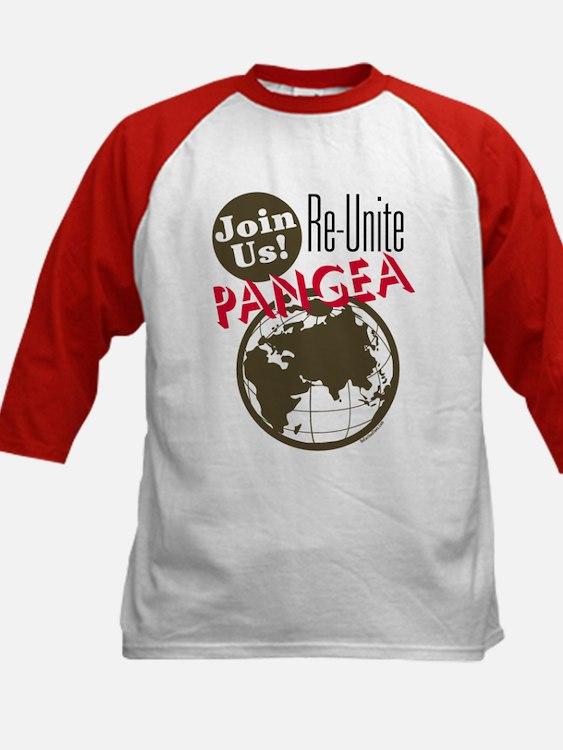 Re-Unite Pangea Kids Baseball Jersey