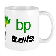 Unique Bp oil Mug
