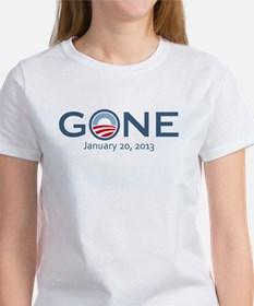 Obama is Gone - 1.20.2013 Tee
