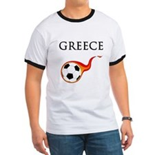 Greece Soccer T