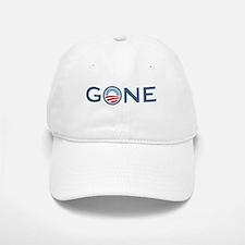 Obama is Gone Baseball Baseball Cap