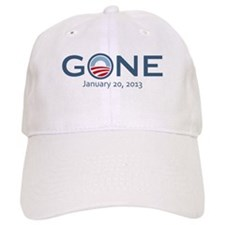Obama is Gone Baseball Cap