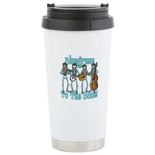Bluegrass Bones! Travel Coffee Mug