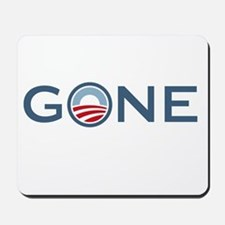 Obama is Gone Mousepad