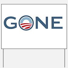 Obama is Gone Yard Sign