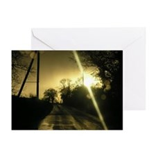 On Golden Lane Greeting Cards (Pk of 10)