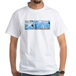 Dad's an Oral Surgeon White T-Shirt