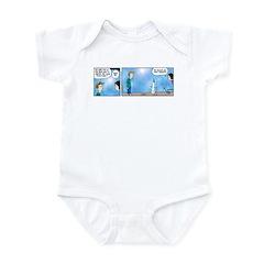 Dad's an Oral Surgeon Infant Bodysuit