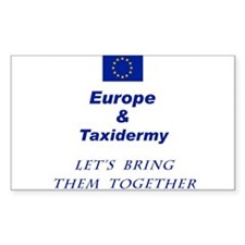 Stuff The EU with this Rectangle Decal
