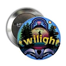 """Twilight Magic Forest by Twibaby 2.25"""" Button"""