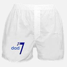 Dad Father Grandfather Papa G Boxer Shorts