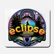 Eclipse Magic Forest by Twibaby Mousepad