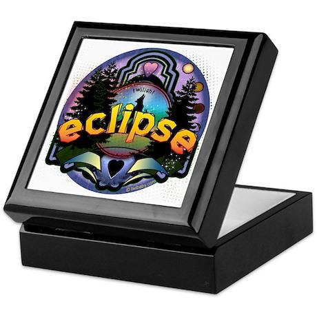 Eclipse Magic Forest by Twibaby Keepsake Box