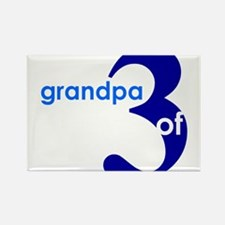 Dad Father Grandfather Papa G Rectangle Magnet
