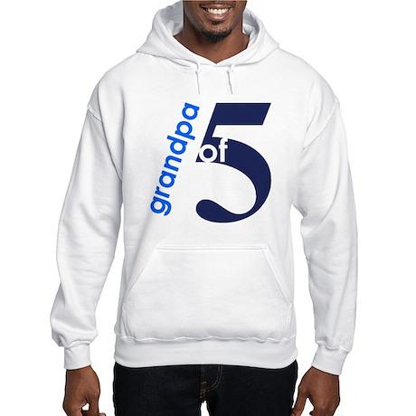 Dad Father Grandfather Papa G Hooded Sweatshirt